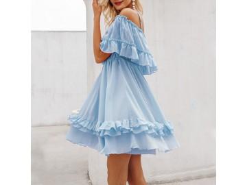 Vestido Pretty Azul