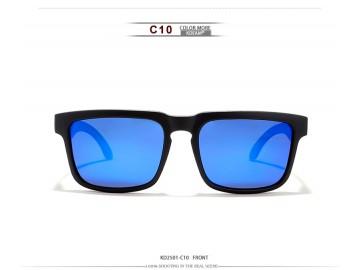 Óculos de Sol KDEAM - Snow Lentes Azul