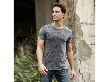Camiseta Grey Nature