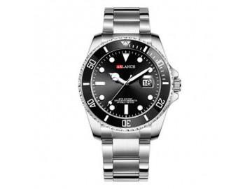 Relógio Masculino Casual Steel Submariner 305 - Preto