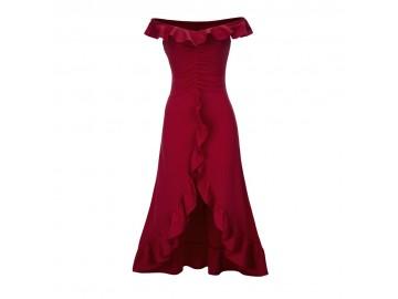 Vestido Madrid - Vermelho