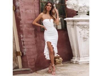 Vestido Valência - Branco