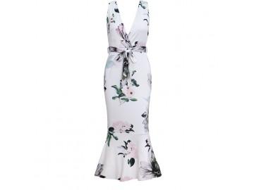 Vestido Veneza - Branco