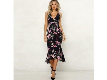 Vestido Veneza - Preto