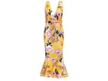 Vestido Veneza - Amarelo