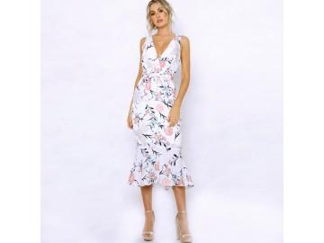 Vestido Veneza - Rosa