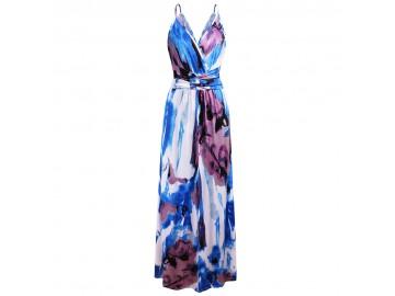 Vestido Atenas - Azul