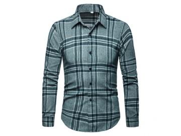 Camisa Xadrez Culloden - Verde
