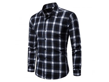 Camisa Xadrez  Liverpool - Preto