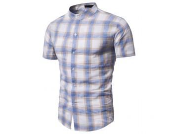 Camisa Xadrez Windsor - Branco