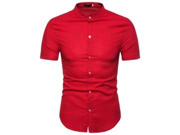 Camisa Toulouse - Vermelho