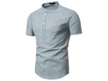 Camisa Listrada Nottingham - Verde