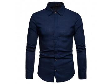 Camisa Toronto - Azul