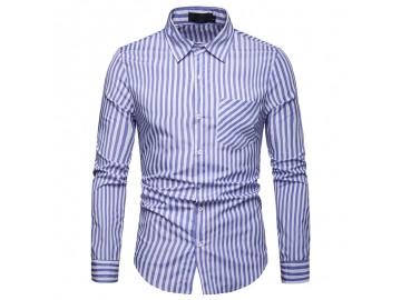 Camisa Montreal - Azul