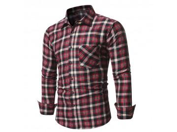 Camisa Calgary - Vermelho