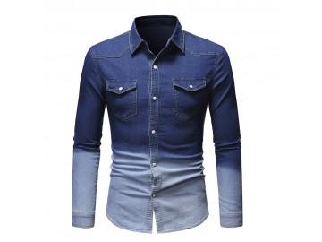 Camisa Seattle - Azul
