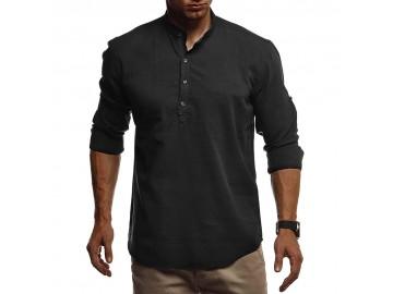 Camisa Dublin - Preto