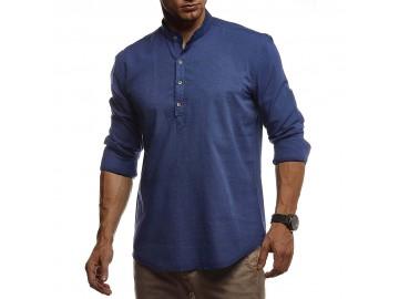 Camisa Dublin - Azul escuro