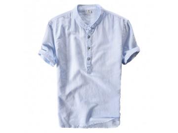 Camisa Vancouver - Azul Claro