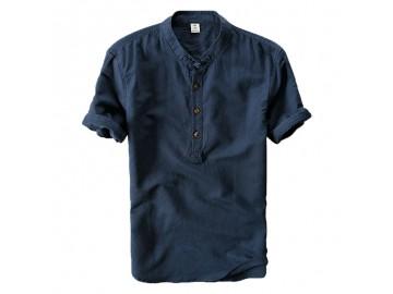 Camisa Vancouver - Azul Escuro