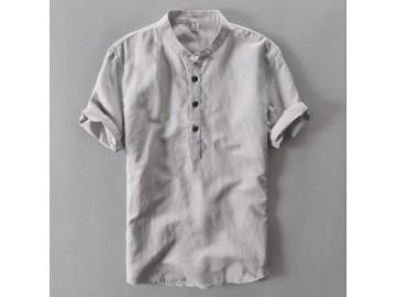 Camisa Vancouver - Cinza