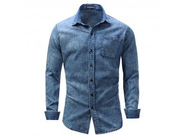 Camisa Jeans Europe Denim