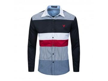 Camisa Social Club Marshall Regular